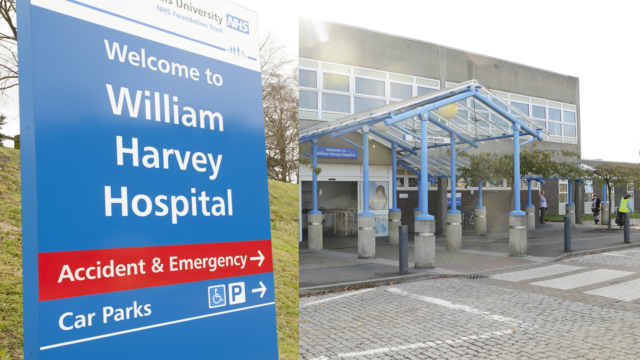 East Kent Hospitals Energy Performance Contract
