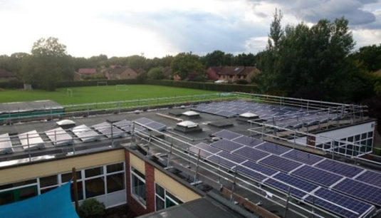 Your Energy Sussex – Schools Estate