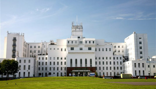 St Helier Hospital Energy Saving