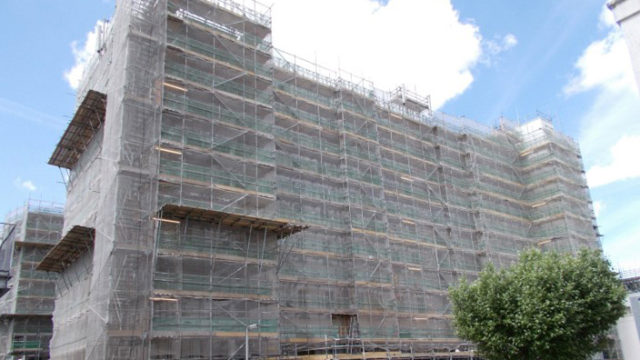 St Helier Hospital Fabric Upgrade